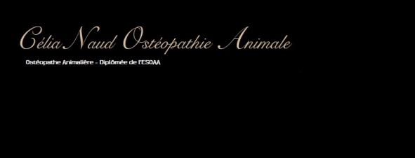 Celia Naud Ostéopathie Animale