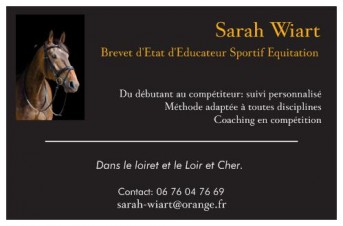 Sarah Wiart