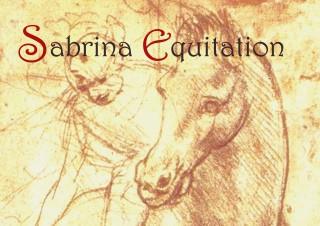 Sabrina Equitation